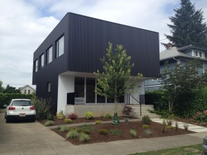 Portland Home Builders new Modern homes