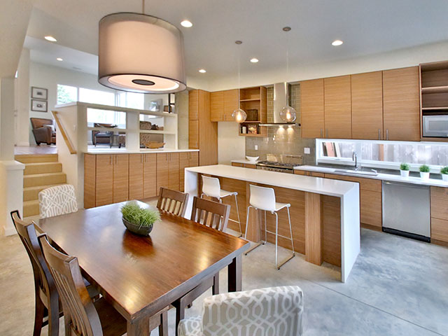 5 top trends in 2014 for new homes in portland h hudson for Contemporary homes portland