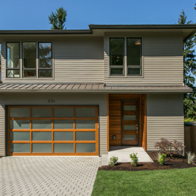 Modern Home in Lake Oswego