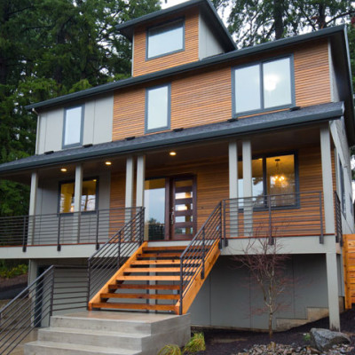 Contemporary Homes Portland Oregon